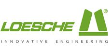 Loesche innovative engineering logo